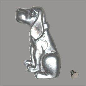 Zierniete Hund 30mm Zink