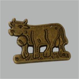 Zierniete Kuh 25mm