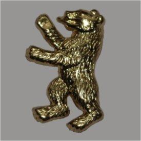Splint Berliner Bär.20 mm gold