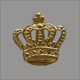 Splint Krone 18mm gold