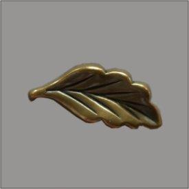 Splint Phantasieblatt 18mm altgold