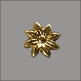 Splint Edelweiß 11mm gold