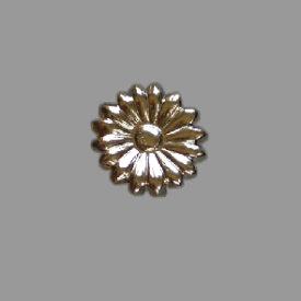 Splint Blüte schmalblättrig 10mm platin