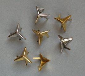 Splint 3 strahliger Stern plastisch 10mm