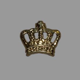 Splint Krone 13mm gold