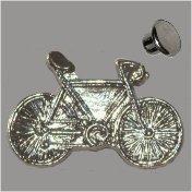 Zierniete Fahrrad 31mm platin