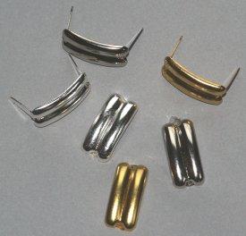 Splint 2 halbe Scheiben 17mm