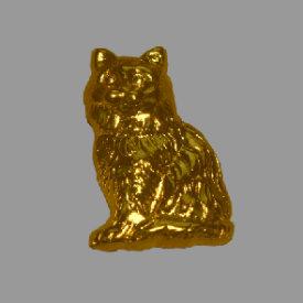 Splint Katze 17mm gold