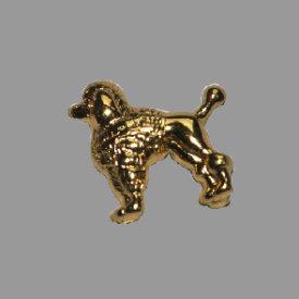 Splint Pudel 14mm gold