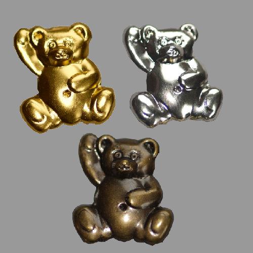 Splint Teddybär 17mm