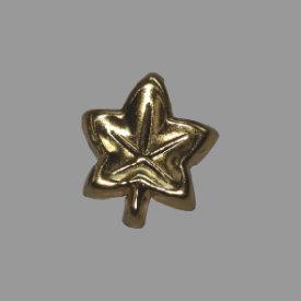 Splint Ahornblatt 13mm gold