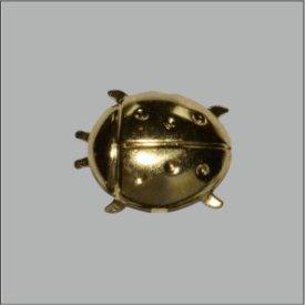 Splint Käfer 16mm gold