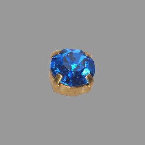 gold Stein safir