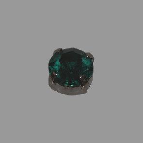platin Stein emerald