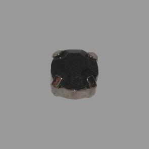 platin Stein schwarz