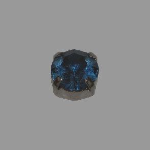 platin Stein aquamarine