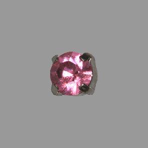 platin Stein rosé