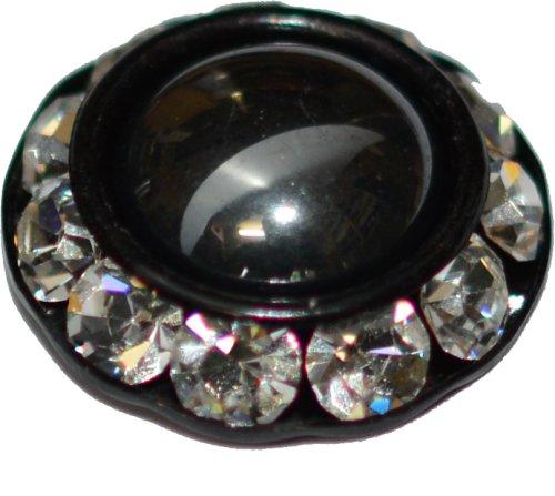schwarz kristall blutstein