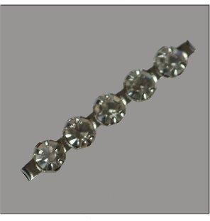 silber kristall